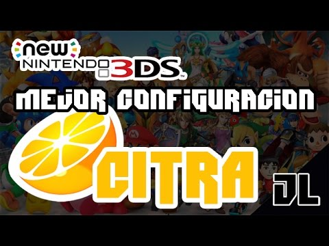 Tutorial DEFINITIVO Citra Emulador 3DS 30 FPS   Mejor Configuración + Usar Mando + Eliminar Bordes