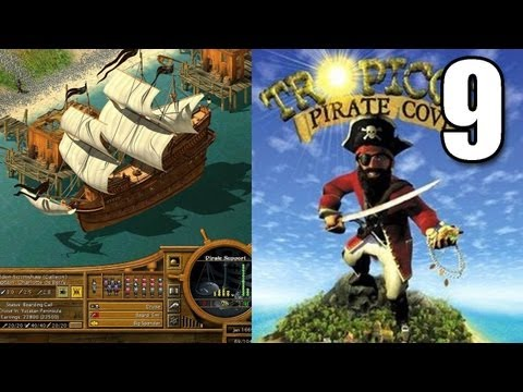 Tropico 2 Pirate Cove Part 9 - Yay God!