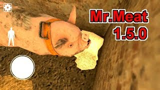 Mr.Meat 1.5.0 - Escape from the hut - なかなか面白い脱出法ですね。