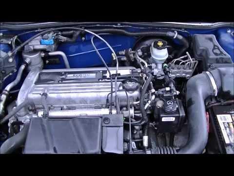 2003 Chevy Cavalier water pump Pt1