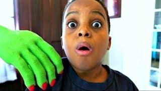 Green Hand vs Shiloh and Shasha - Onyx Kids