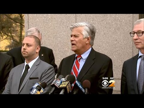 Head Of State Senate Charged In Political Corruption Case