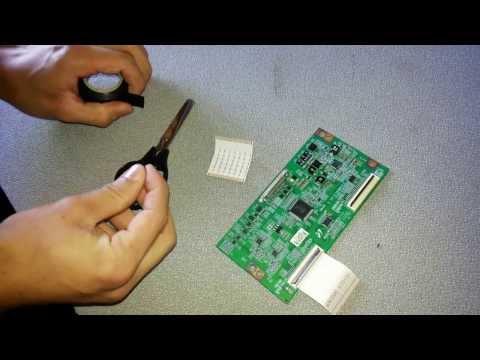 Conserto Tela Dupla de TVs LCD e LED