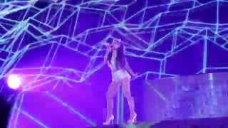 Ariana Grande - All My Love (25/05/2015@Milano)