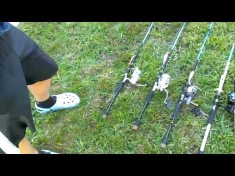 Snook Fishing Rods