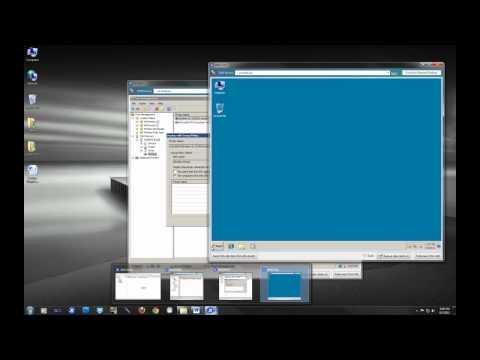 Windows Server 2008 Printer Server Services