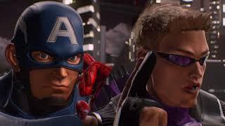 Marvel vs. Capcom Infinite: Full Game Movie - all story cutscenes - SPOILERS
