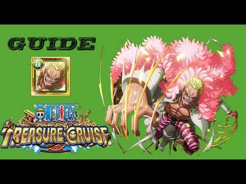 Doflamingo Raid Boss Guide One piece Treasure cruise