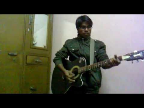 main yaad aaunga guitar cover...a song of lagan band....