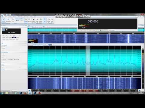 585 kHz, presumed SBC Radio Riyadh Saudi Arabia, 18/03/2015