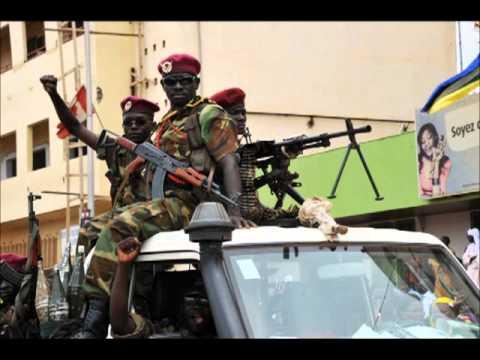 Civilians Try To Escape CAR Militants