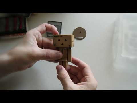 Unboxing of Danboard Danbo mini Amazon.co.jp