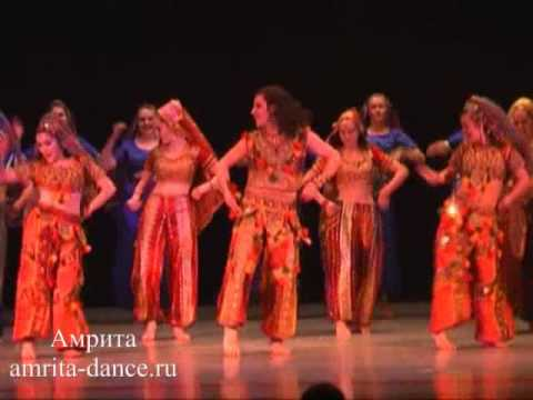 Amrita bollywood dance Miraksam