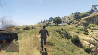 Grand Theft Auto V el avión