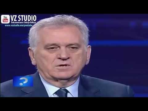 Tomislav Nikolić - Drustvene mreže i telefonski kontakt (Social networks and phone connection)