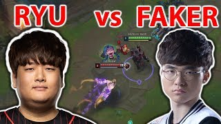 FAKER BACK ON ZED| SNEAKY INSANE REFLEXES|DOUBLE 360 SNIPE- TOP LoL Series #33