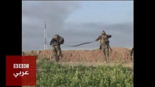 عملية عسكرية كردية ضد مواقع تنظيم الدولة قرب كركوك