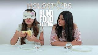 Blind Food Tasting Challenge | Safa | Toya