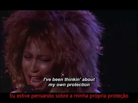 Tina Turner-  Angela Bassett Biography of Tina Turner- -What's Love Got To Do With It