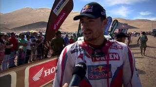 ORLEN Team - Dakar 2015: stage 4