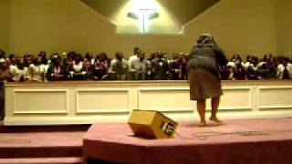 "MTSU Gospel Choir ""No Rock"" Spring Concert 2010"