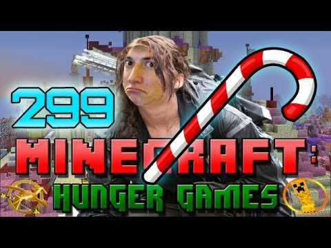 Minecraft: Hunger Games w/Mitch! Game 299 - CANDY LAND!