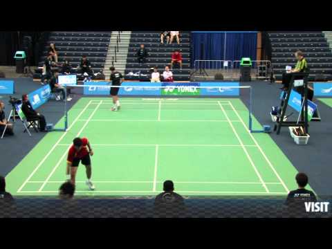 Chetan Anand vs. Joseph Rogers (Part 3) [Better Badminton]