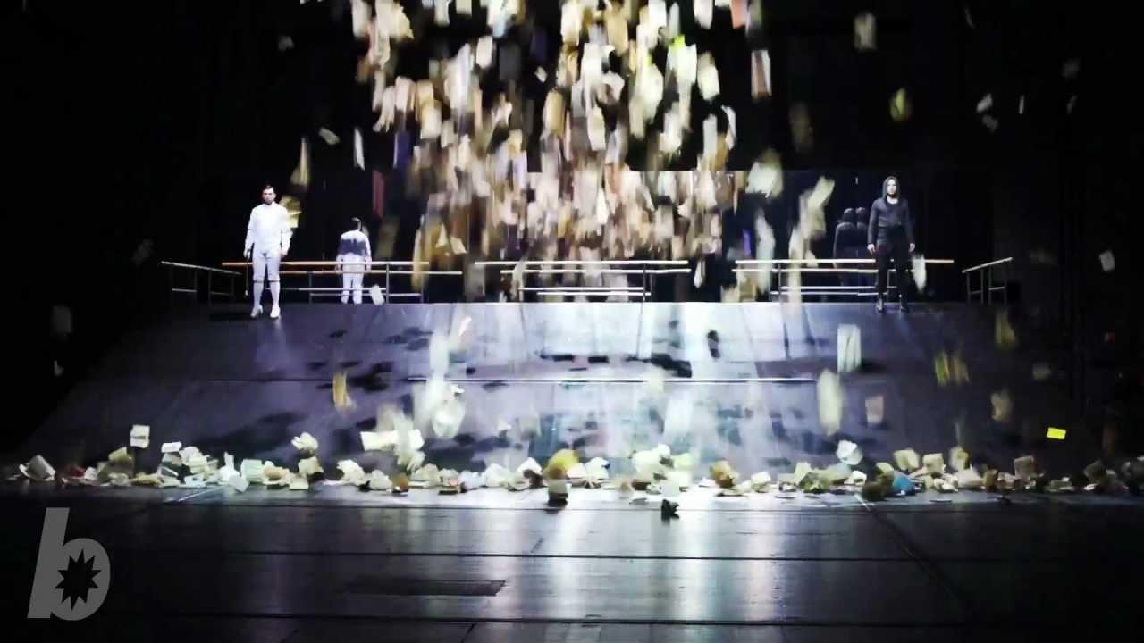 HAMLET von Shakespeare, Regie: Klata / Schauspielhaus