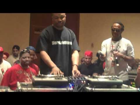 DJ SCRATCH (EPMD) teaching turntable lessons at Core DJ Retreat 14