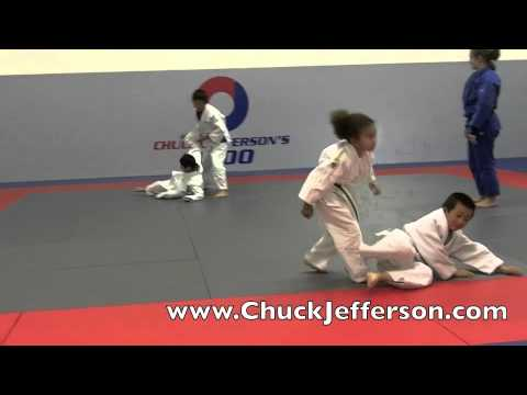 How to Teach Judo to Kids, Chuck Jefferson / Judo in San Jose, CA Image 1