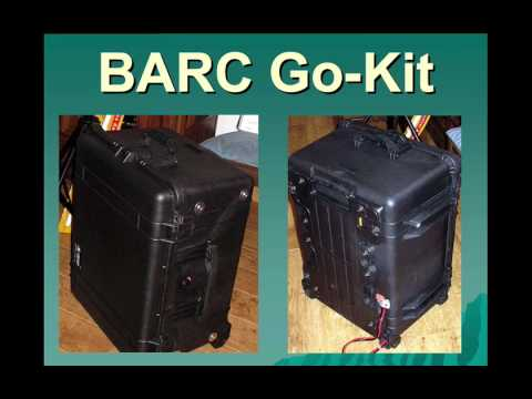HAM Radio Go-Kit presentation1of4