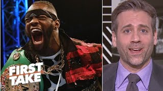 Deontay Wilder, Anthony Joshua ushering in a golden era of heavyweights - Max Kellerman | First Take