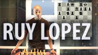 Chess openings - Ruy Lopez