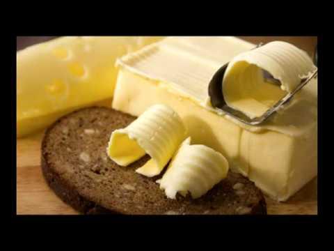 Как сделать сливочное масло за 5 минут