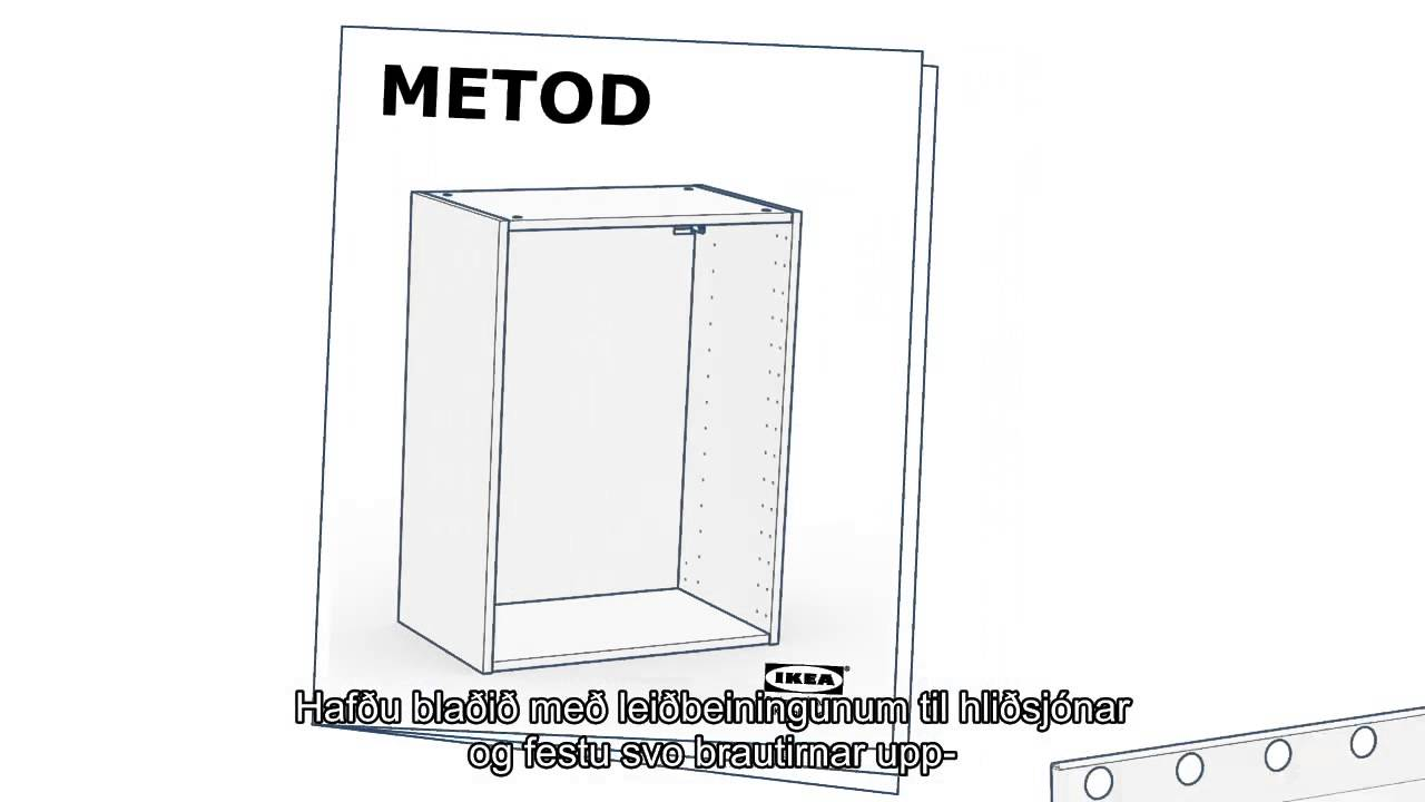 Ikea montering