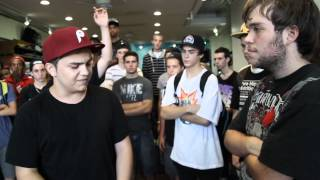 Wu Auditions2: Joe Loops vs Nee