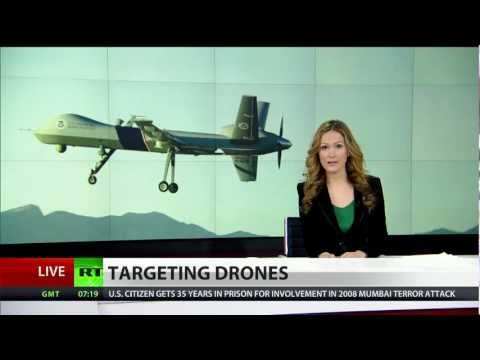 UN launches probe into civilian deaths in US & UK drone attacks