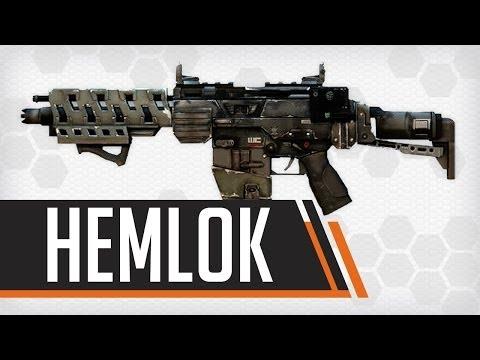 Hemlok BF-R : Titanfall Weapon Guide & Gun Review