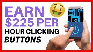 Earn $225 PER HOUR FOR FREE [Make Money Online NOW!]