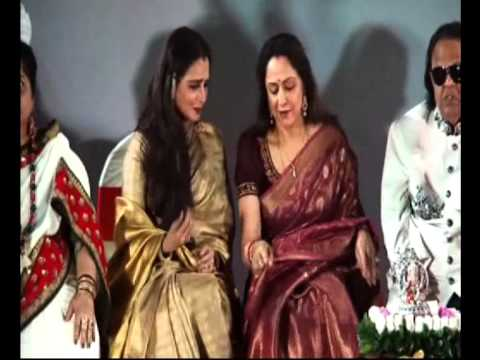 Rekha and Hema Malini comes together