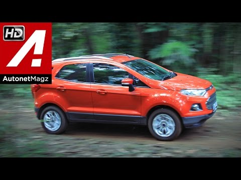 Test Drive Ford EcoSport Indonesia by AutonetMagz - Part 2
