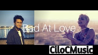 Download Lagu Bad At Love Cover ( Rap ) - Halsey l Cilo C Gratis STAFABAND