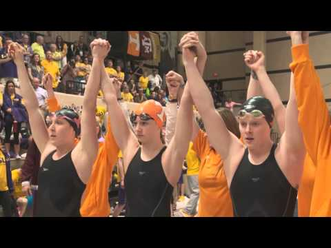 Tennessee Swimming & Diving - NCAA Promo