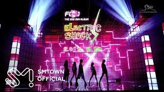 에프엑스_Electric Shock_Music Video Teaser