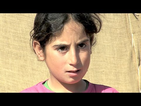 Lebanon: Rawan's only wish is to return to Syria