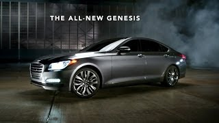 2015 Hyundai Genesis - Blind Test Drive for Brake