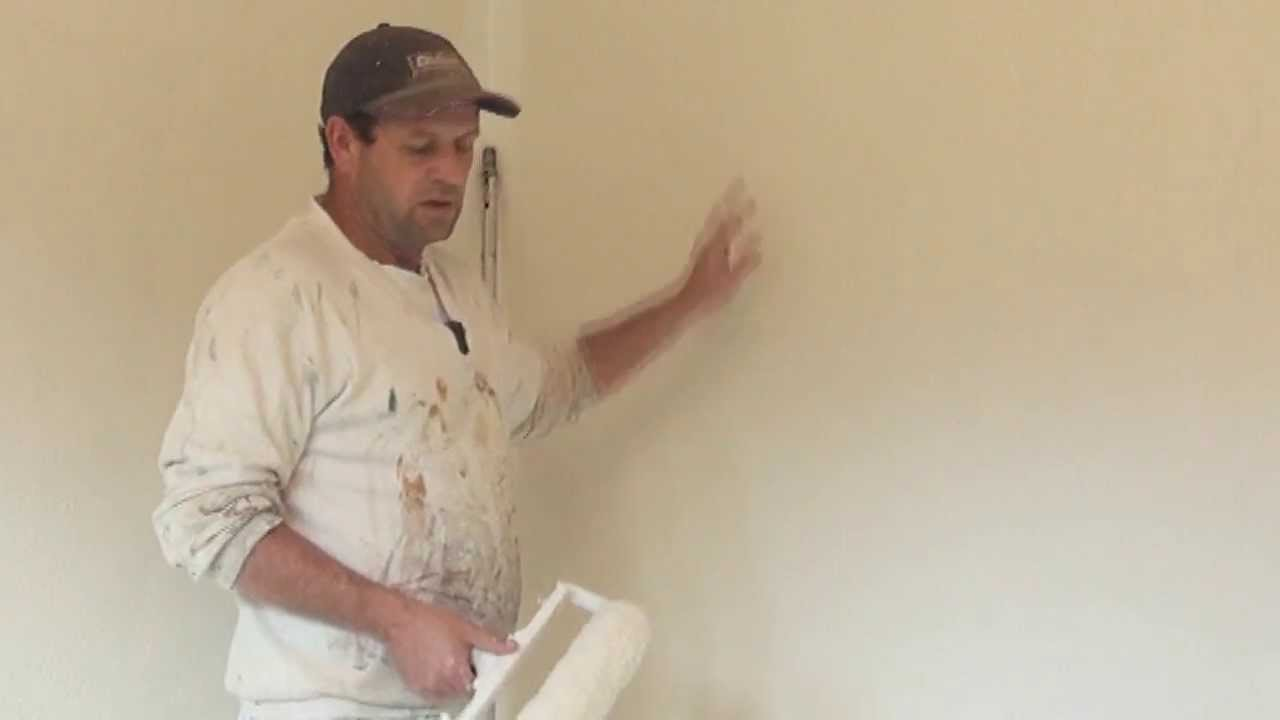 How To Make Wall Paint Smooth