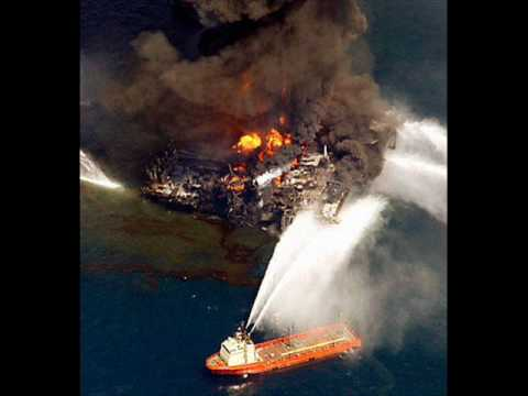 Oil Spill in Gulf of Mexico   - Drill baby Drill.