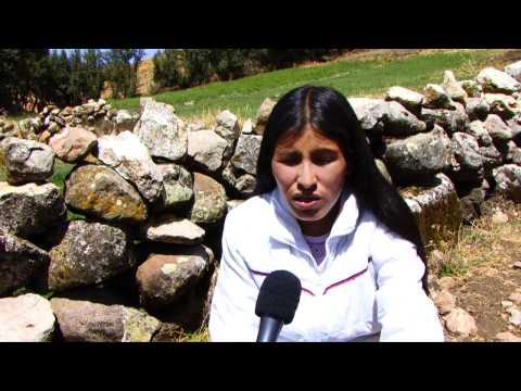 Cambio Climático: mujeres rurales y liderazgo en la comunidad Perú