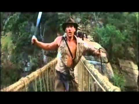 Indiana Jones - A Tribute to All 4 Adventures [HD]